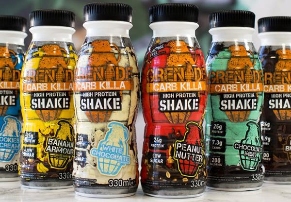 PREP - Grenade Carb Killa Protein Shake - Chocolate Mint