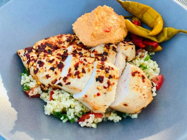 Prep - Lebanese Chicken Tabbouleh